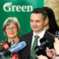 Historic moment for the Green Party