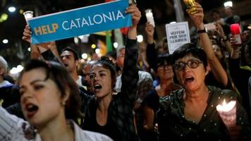 spain plans for catalan elections, escalating independence row