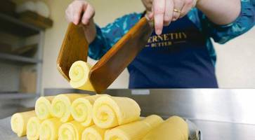 Northern Ireland producer Abernethy fears butter to hit £6 for 1lb before Christmas - Great British Bake Off blamed for price surge