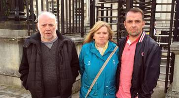 Parents of IRA man shot dead by police lose bid to have inquest verdict quashed