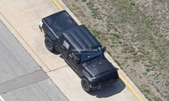 2019 Jeep Scrambler (JT) Pickup Truck Weight, Tow, And Payload Rating Revealed