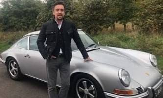 richard hammond's new porsche 911 is actually old, only has 125 hp