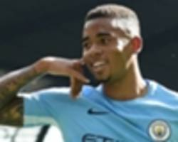 Deadlier than Lukaku: The stats behind Manchester City forward Gabriel Jesus' Premier League form