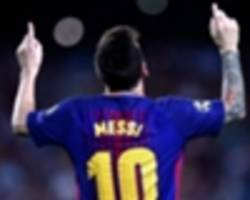 Messi and Barcelona best Guardiola's free-scoring Man City among Europe's most clinical
