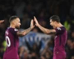 otamendi and stones making kompany's absence much easier for guardiola