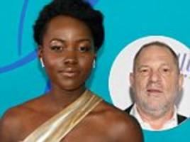 Lupita Nyong'o accuses Weinstein of sexual harassment