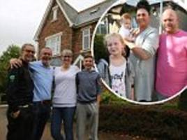 Rich House Poor House millionaire council estate family