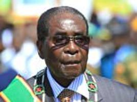 Robert Mugabe appointed a 'goodwill ambassador' by the WHO