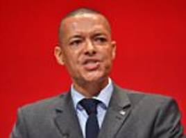 Clive Lewis apologises after jibe during Labour conference