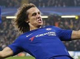david luiz dropped from brazil squad for england friendly