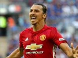 zlatan ibrahimovic to return from injury before 2017 ends