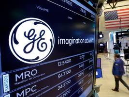general electric's disastrous earnings report caught traders off guard (ge)