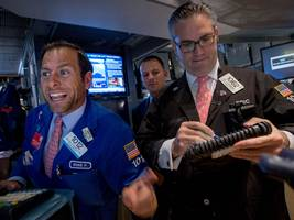 there could be good news coming for one side of a war tearing wall street apart (ndaq)