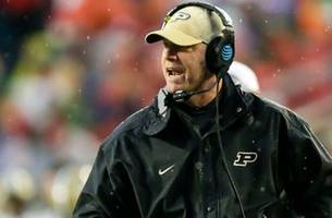 Brohm has Boilermakers on postseason path in his first season