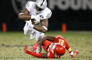 Collapse against Raiders exposes Chiefs' defensive woes
