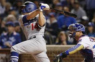 Watch: Kiké Hernandez hits a grand slam to help the Dodgers break open Game 5 and get to the World Series