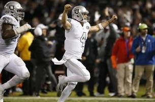 Carr leads game-winning touchdown drive as Raiders beat Chiefs