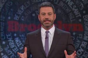 jimmy kimmel introduces world to 'williamsburg or gettysburg?' beard-guessing game (video)