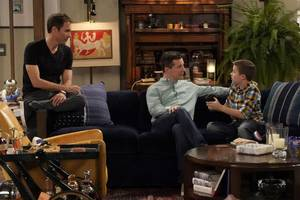 'will & grace' creators tell us why mike pence inspired jack's gay grandson