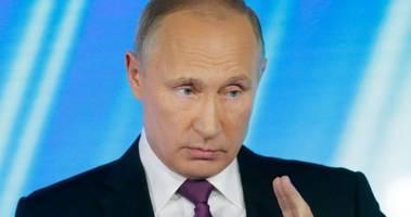 Putin Slams US - The Biggest Mistake Russia Ever Made Was To Trust You