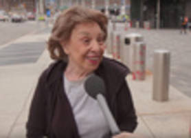 video: jimmy kimmel asks new yorkers about their craziest subway stories