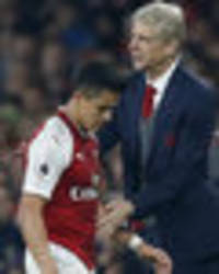 alexis sanchez and arsene wenger handshake snub is not a problem - martin keown