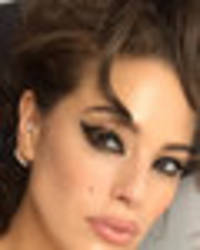 Ashley Graham strips to tiniest lingerie for titillation saga