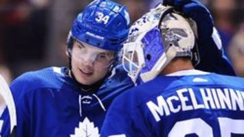 Maple Leafs shrug at latest Vegas odds that has them Cup favourites