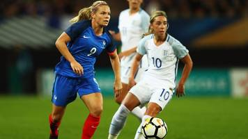 France Women 1-0 England Women: Lionesses beaten in first match since Mark Sampson sacking