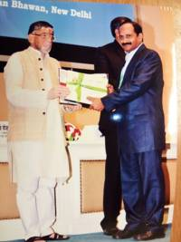 four plants of ruchi soya honoured with coveted national safety awards