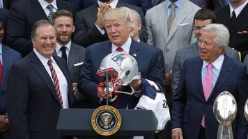Why An NFL Owner Thinks President Trump Is Jealous Of Pro Football