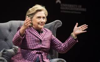 democracy depends on heeding hillary clinton's cyber warfare warning