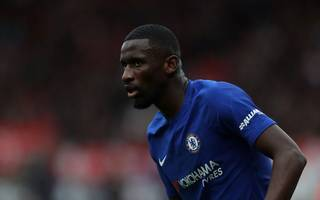 Roma fans charged with making racist monkey chants at Chelsea's Rudiger