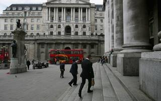 uk inflation rises, adding to pressure on rates