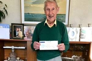 100-year-old joseph took on a rogue trader for 'all the old folk' and won