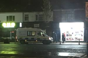 Man arrested as immigration officers raid Spring Bank takeaway