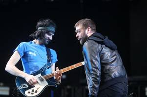 this kasabian song has just been named best track of the year by q magazine