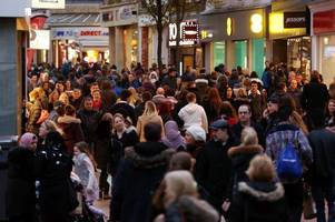 reduced prices at car parks around broadmarsh in time for christmas
