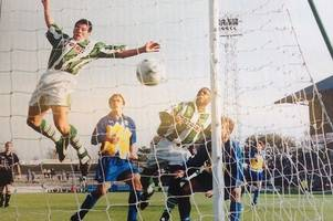 crazy days: plymouth argyle crowds slumped as two stands were closed at home park