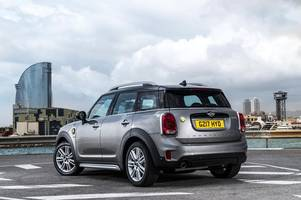 MINI Countryman - right hybrid car for the market but at a price