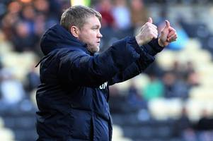 peterborough united aim to hold firm following strong start: spy in the camp