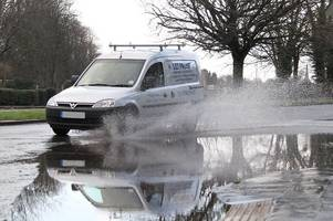 storm brian to bring more bad weather this weekend