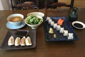 daniel sushi in yeovil is something a little different, serving up traditional and tasty japanese dishes