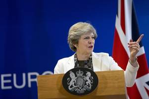 eu leaders differ in assessment of brexit progress