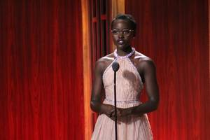 Lupita Nyong'o claims Harvey Weinstein asked to massage her