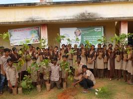 agrochemical leader hpm india completes india's largest afforestation drive