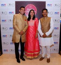 Max Fashion Launches 'Festive Collection' with Padma Shri Chef Sanjeev Kapoor & his Wife Alyona Kapoor