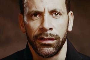 rio ferdinand and mary berry reveal the heartbreaking words they would tell their loved ones if they had 'one more moment' with them