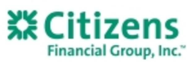 Citizens Financial Group, Inc. Reports Third Quarter Net Income of $348 Million and Diluted EPS of $0.68