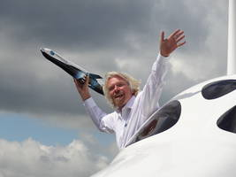 "Richard Branson: Virgin Galactic Will ""Be in Space in About Four Months"""